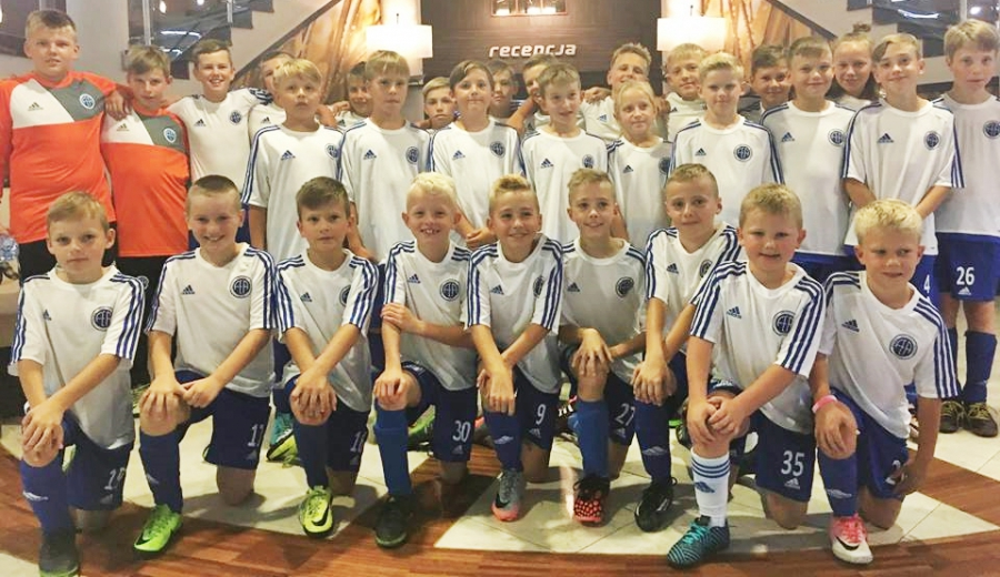 Football Education Academy w hotelu Mistral